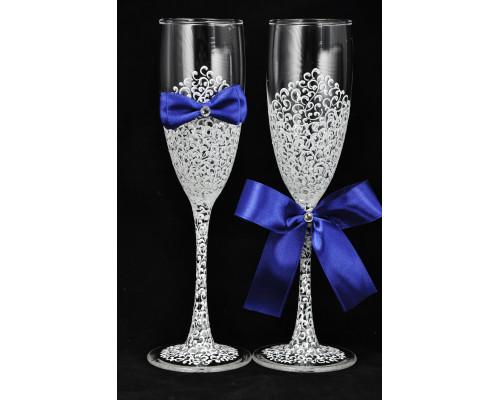 Свадебные бокалы (2 шт) В 49