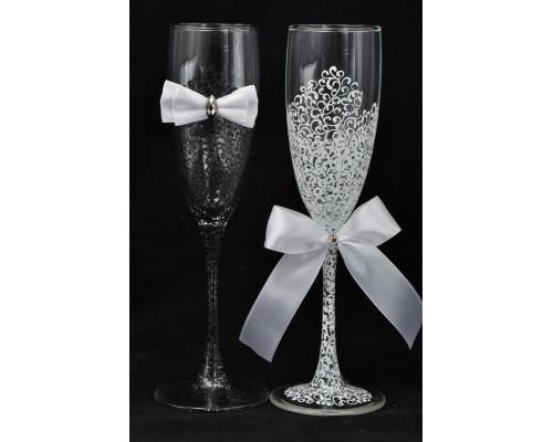 Свадебные бокалы (2 шт) В 50