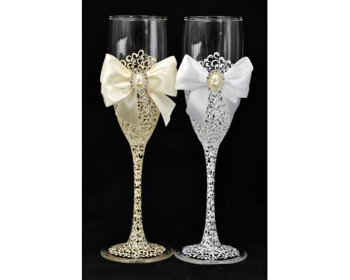 Свадебные бокалы (2 шт) В 69