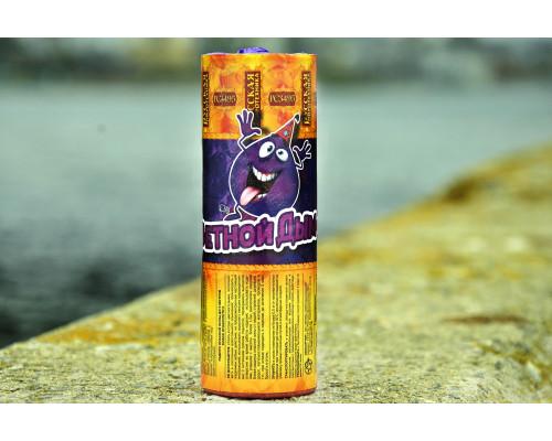 Цветной дым ПИ-7 цвет фиолетовый