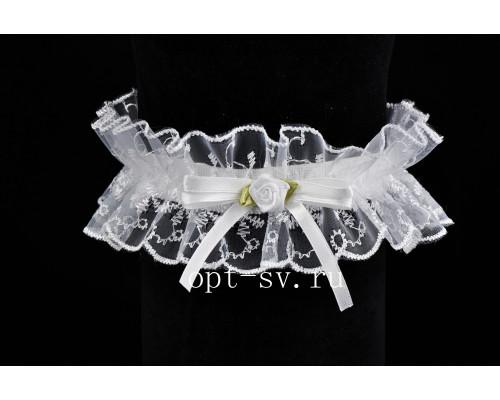 Подвязка невесты П-12