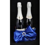 Корзинка для свадебного шампанского К 36