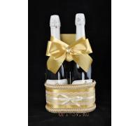 Корзинка для свадебного шампанского К 13