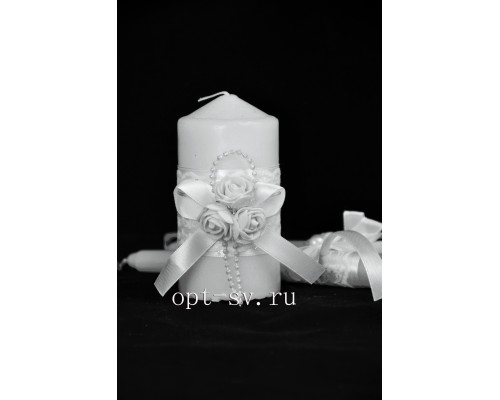 Свадебные свечи С 22