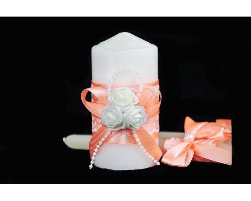 Свадебные свечи С 21