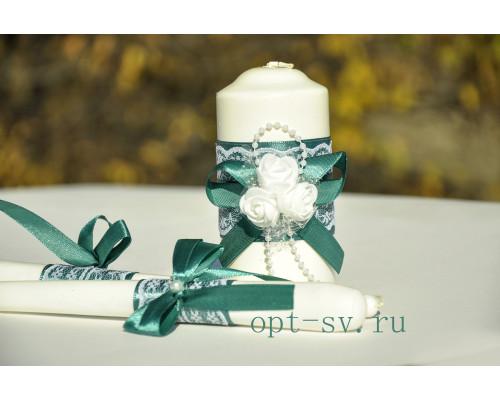 Свадебные свечи С 31