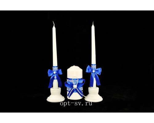 Свадебные свечи С-6