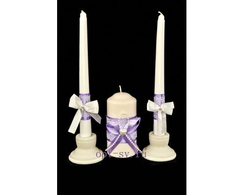 Свадебные свечи С-39