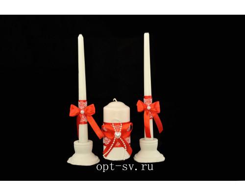 Свадебные свечи С-36
