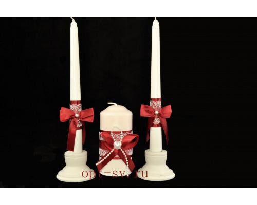 Свадебные свечи С-2