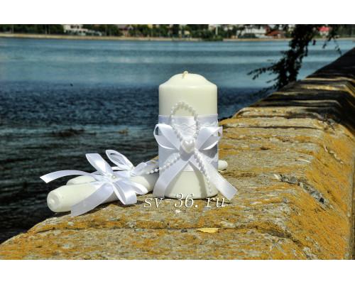 Свадебные свечи С-5