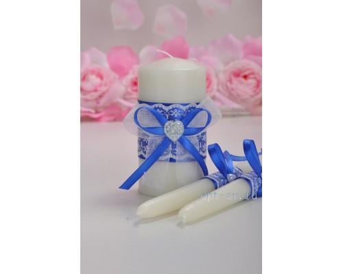 Свадебные свечи С 6