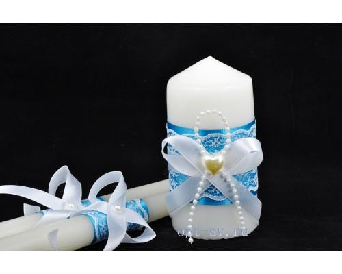 Свадебные свечи С 3