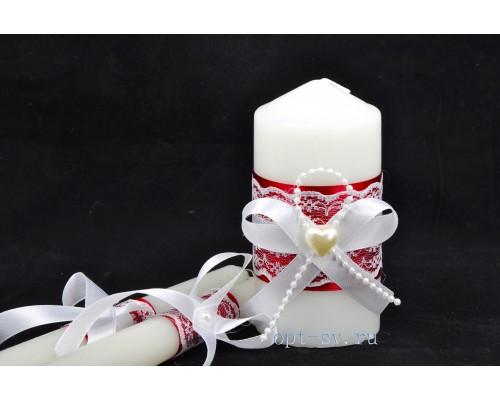 Свадебные свечи С 2