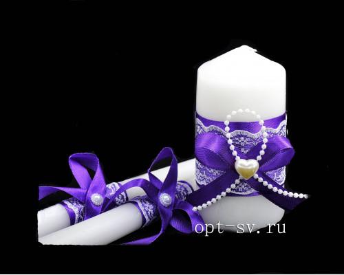 Свадебные свечи С-1